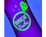 "Tattoo kirjaga ""Team Bride"""